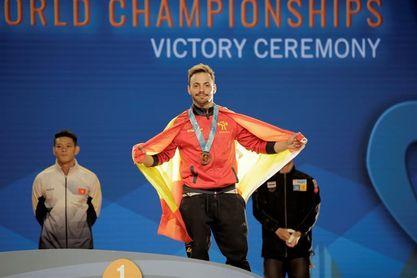 Mosquera da a Colombia su segundo título mundial y Ana Segura, dos bronces