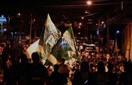 Multitudinaria misa en homenaje al primer aniversario del accidente del Chapecoense