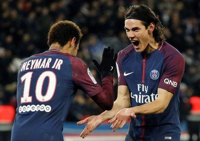 Neymar y su pugna por ser el mejor asistente en la Liga francesa