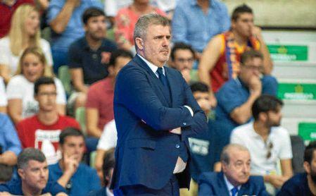 """Quintana alaba el """"talento y gran físico"""" de Zagorac, su último fichaje"""