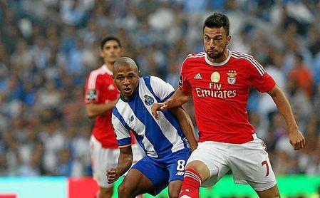 El Porto-Benfica es uno de los encuentros más atractivos.