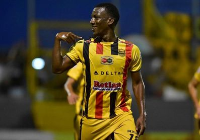 3-2. Real España vence al Juticalpa en el inicio de la liguilla del torneo Apertura de fútbol en Honduras