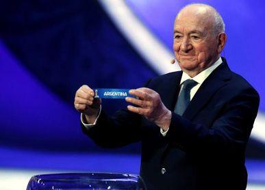 Argentina se ilusiona con un grupo accesible, con Islandia, Croacia y Nigeria