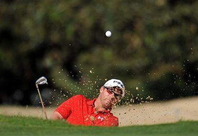Los australianos Bland y Leishman se destacan; Sergio García es décimo