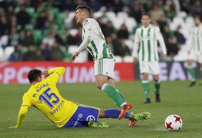 El Betis ha perdido dos tercios de sus partidos de Primera en Las Palmas