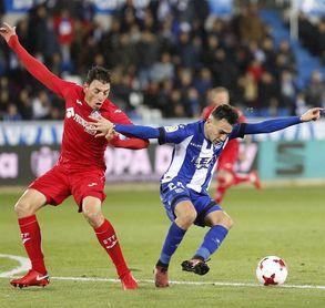El Cádiz sonroja el Betis; Valencia, Espanyol, Alavés y Villarreal a octavos