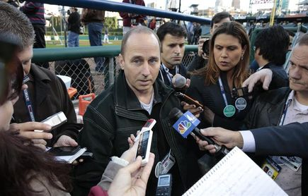 Cashman completa el proceso de entrevistas al cargo de piloto de Yanquis