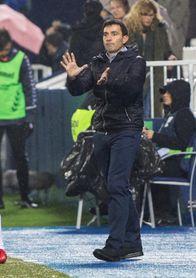 """Garitano: """"Este partido nos da la opción de estar más cerca de los mejores"""""""