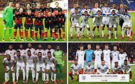 Inglaterra y Bélgica, ante un posible trámite