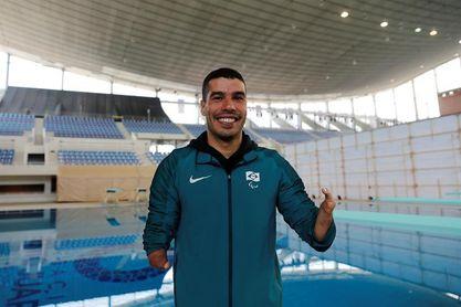 La leyenda en el agua del brasileño Daniel Dias