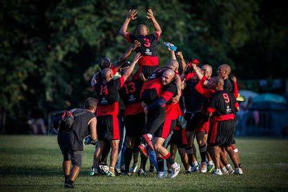 El rugby libera las mentes y transforma a cientos de reos en Venezuela