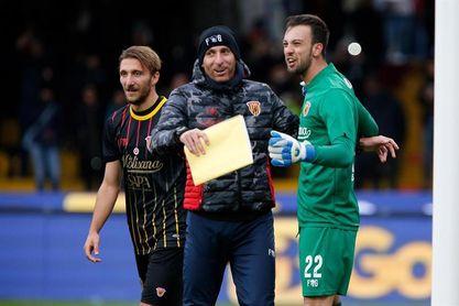 """Brignoli: """"He visto mi gol tres o cuatro veces y parece una broma"""""""