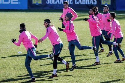 Simeone convoca a 21 jugadores con la única baja de Juanfran