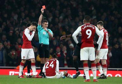 El United no apela la expulsión de Pogba y será sancionado tres partidos