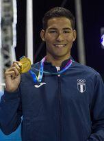 Se baten siete récords centroamericanos en el inicio de la natación que domina Guatemala