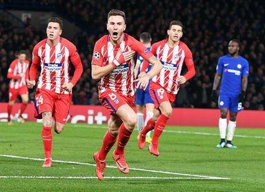 El Atlético, por primera vez fuera de los octavos de ´Champions´ con Simeone