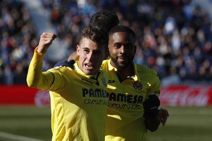 Bakambu, atacante más rentable del Villarreal a esta altura de la temporada