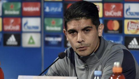 """Banega: """"Siempre motiva jugar para el Sevilla, y más con lo que le ha pasado al míster"""""""