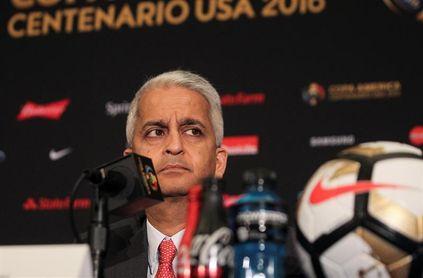 Gulati no buscará un nuevo periodo como presidente de la U.S. Soccer