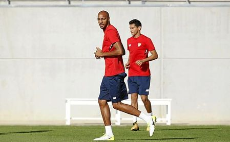 Nzonzi ha terminado estallando.
