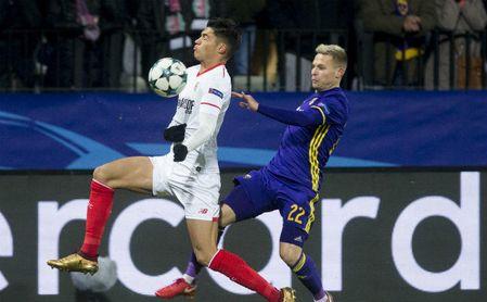 """Banega: """"Sin el gol estábamos ansiosos"""""""
