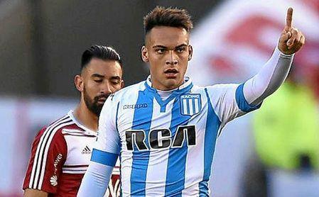 Lautaro Martínez, un chico bueno que eligió el Atlético
