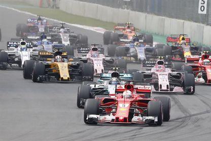 El Mundial de F1 confirmado, con España el 13 mayo y Ciudad de México el 28 octubre