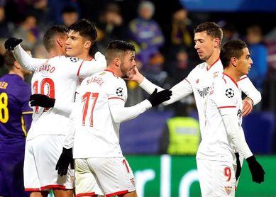Sevilla, Liverpool, Oporto y Shakthar completan los octavos