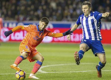Alavés y Las Palmas se citan en Mendizorroza para confirmar la reacción