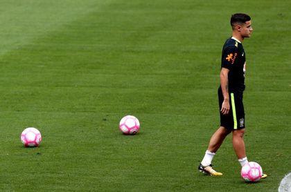 """Coutinho reconoce que estaba """"interesado"""" en fichar por el Barcelona"""