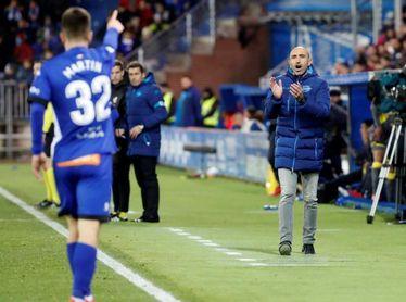 2-0. Ibai y Munir dan aire al Alavés ante la debilidad de Las Palmas