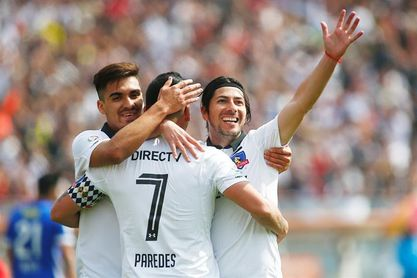 Colo Colo puede proclamarse este sábado campeón del torneo chileno