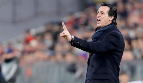 Emery niega dudas en su equipo