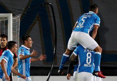 El uruguayo Vikonis destaca en el triunfo de Millonarios en las semifinales del fútbol en Colombia