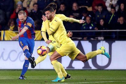 El Barça pone a prueba su liderato en El Madrigal