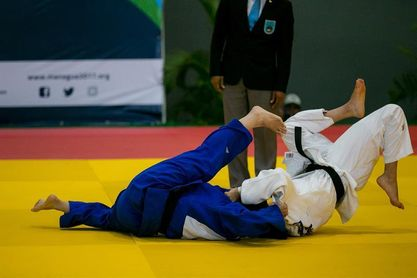 Guatemala, Nicaragua y Honduras se quedan con los oros en judo