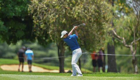 El indio Sharma afronta la última jornada con cinco golpes de ventaja