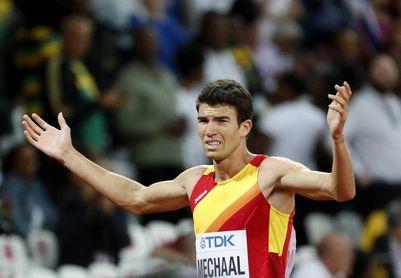 Mechaal y Gebre lideran la pelea por las medallas en Samorin