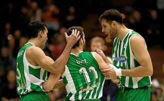 Betis Baloncesto-Obradoiro (83-77): Con tensión... ¡pero por fin llegó!