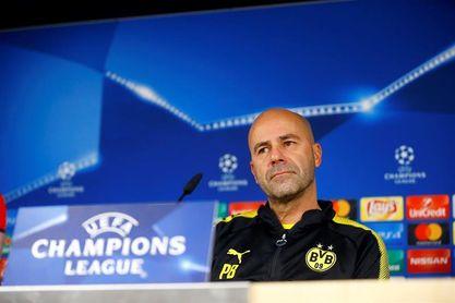 El Borussia Dortmund despide a Bosz y ficha a Peter Stöger como entrenador