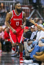 Harden y los Rockets siguen imparables; los Cavaliers recuperan el camino ganador