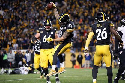 39-38. Roethlisberger y los Steelers ganan su división