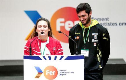 Ariadna Edo ya piensa en el Europeo tras sumar cuatro medallas en el Mundial