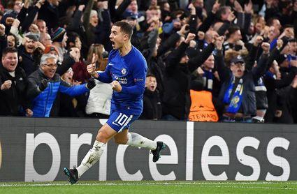 Hazard y Morata lideran a un Chelsea que sueña con volver a reinar en Europa