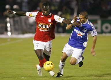 Santa Fe y Millonarios preparan con ilusión final bogotana de liga colombiana