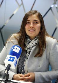 """Tatiana Calderón: """"El siguiente paso es probar un Fórmula 1, ojalá en Sauber"""""""
