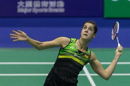 Carolina Marín encabeza el equipo para revalidar en Kazán el bronce de 2016