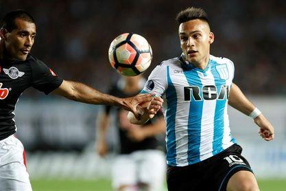 """Lautaro Martínez revela que lo llamó Simeone para hablarle de """"proyectos"""""""