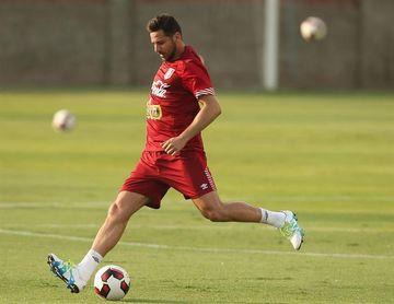 Pizarro tiene en la mira jugar el Mundial con Perú