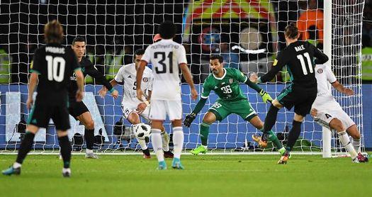 1-2. El Real Madrid accede a la final tras remontar con tanto de Bale
